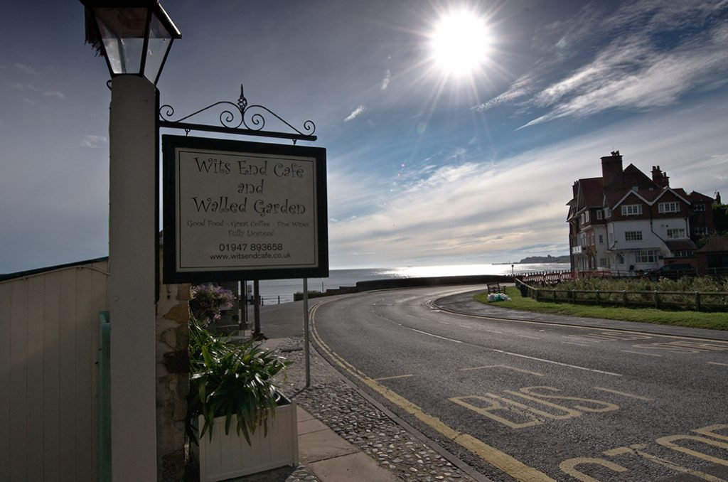 Wits End Cafe Lythe Bank, Sandsend, Whitby YO21 3TG