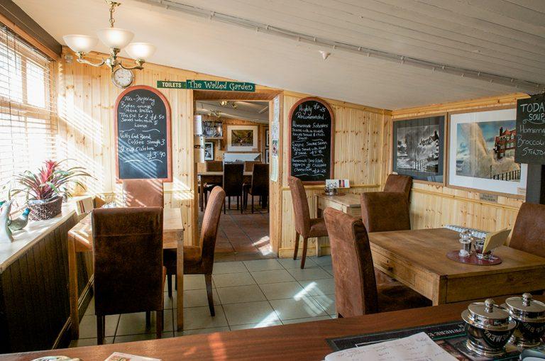 Wits End Cafe Lythe Bank, Sandsend, Whitby YO21 3TG